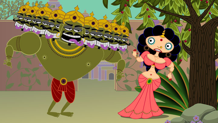 the ramayana and sita sings the blues essay Arni's acclaimed sita's ramayana retells the  in her 2008 animated film sita sings the blues  111229/indians-rewrite-role-women-in-sacred-scripts.